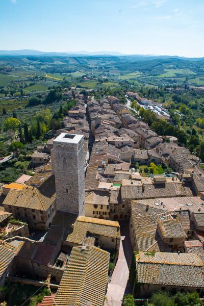 San Gimignano Post-13
