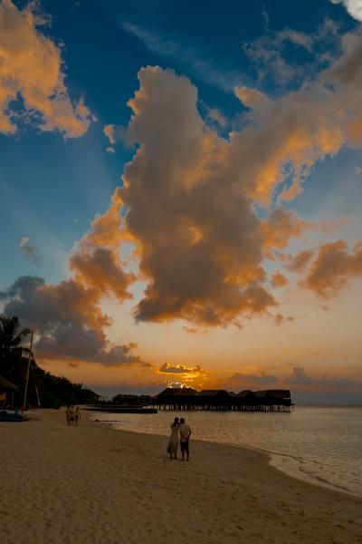 Maldives Sunset mail-2