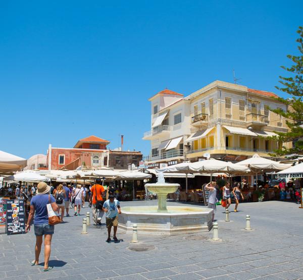 Крит Xania Post-1