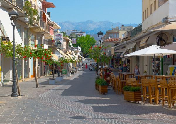 Крит Xania Post-18