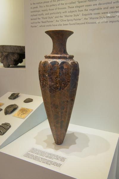 Крит Museum Post-7
