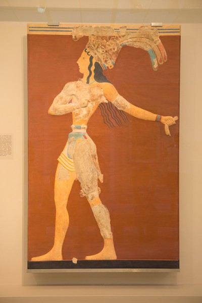 Крит Museum Post-32