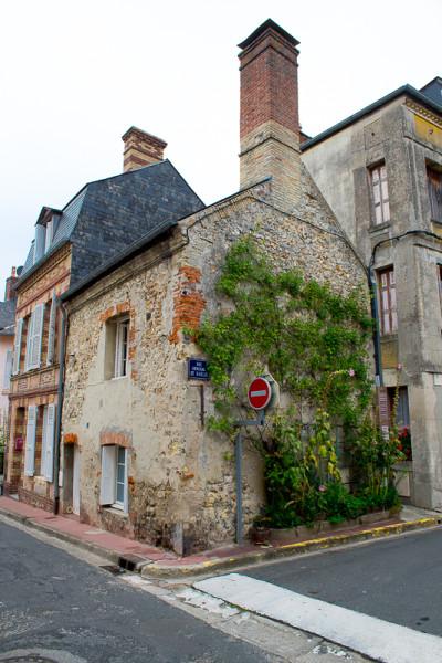 Normandia Villerville Post-8