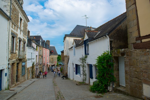 Bretagne Vannes Carnac Auray Post-9