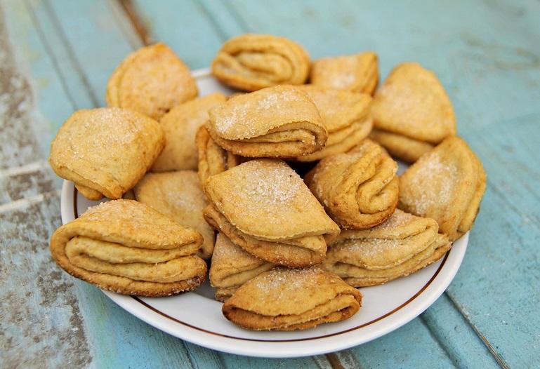 цветами майонезное печенье рецепты с фото нежный