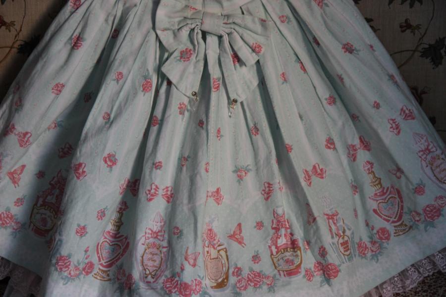 Angelic Pretty 3 nella fragola wardrobe 2014