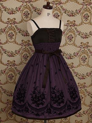 RoseChiffonOP-purple