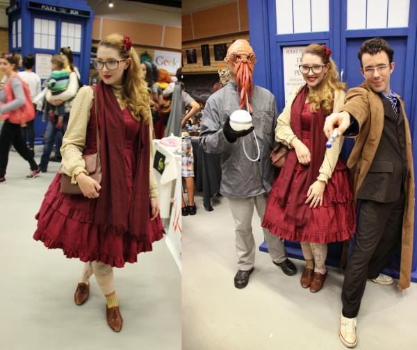 nella fragola classic lolita mary magdalene tardis doctor who