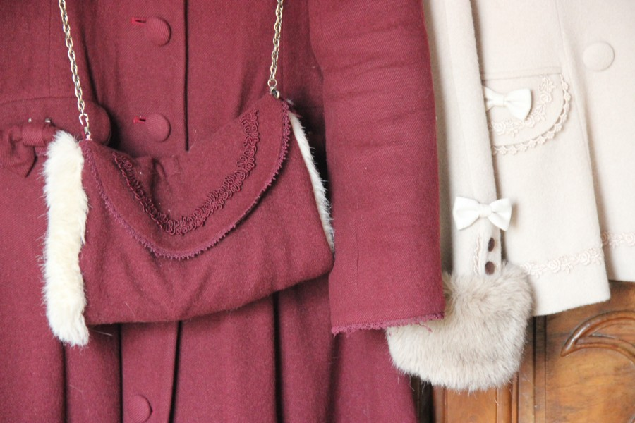 mary magdalene coat 5nella fragola wardrobe 2014