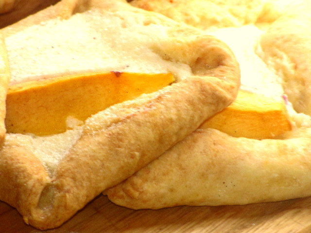 Творожное печенье с фруктами рецепт