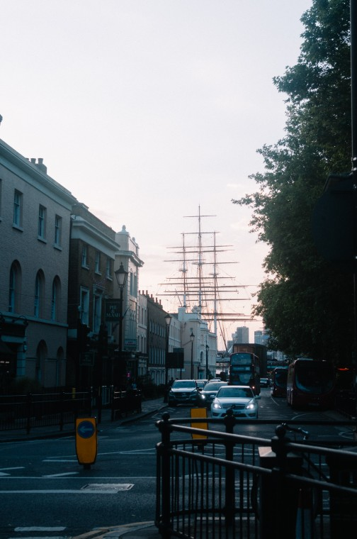 Лондон, Cutty Sark