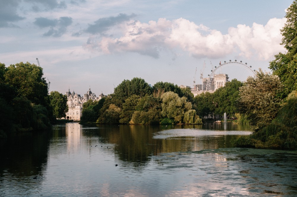 Сент-Джеймский парк, Лондон