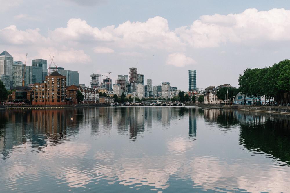 Лондон, Южные доки