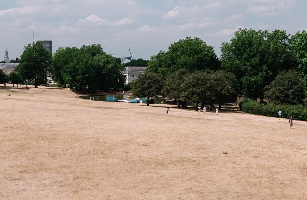 Гринвич парк, Лондон
