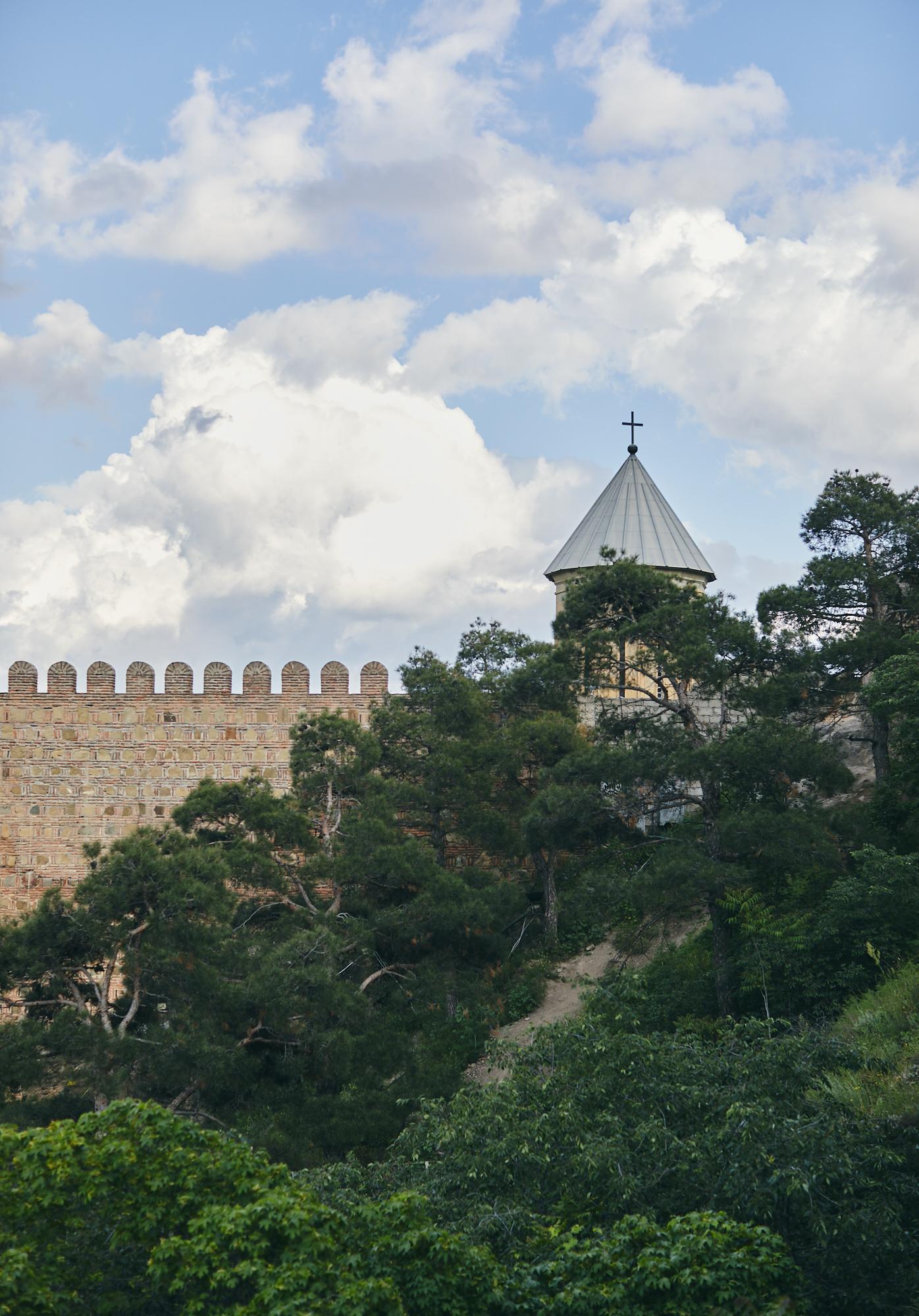 Крепость Нарикала, Грузия