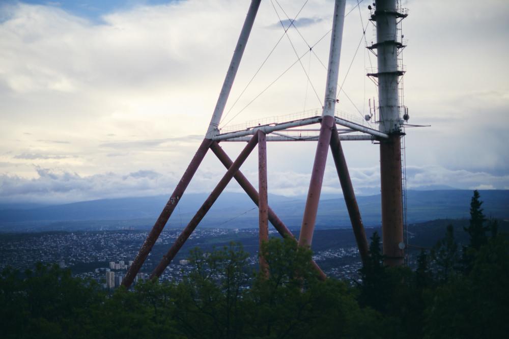 Теле? вышка, Тбилиси
