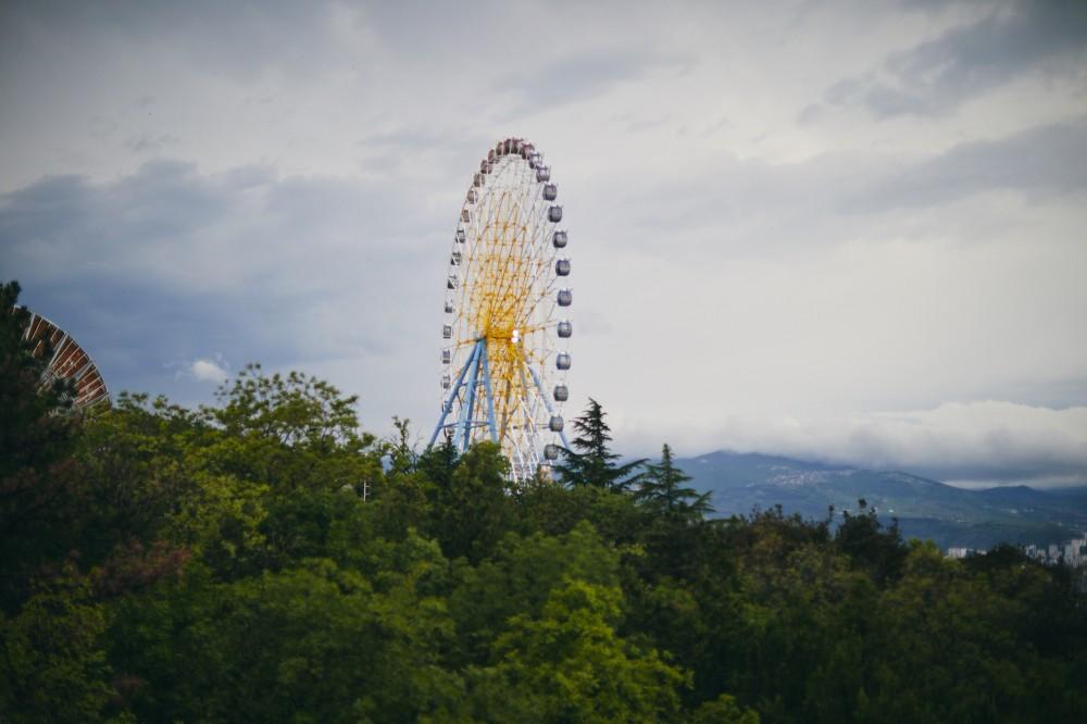 Колесо обозрения, Тбилиси