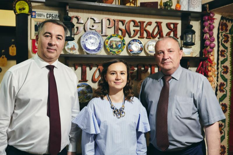 Сава Рапич, @a_nouchka и @voxpop_66