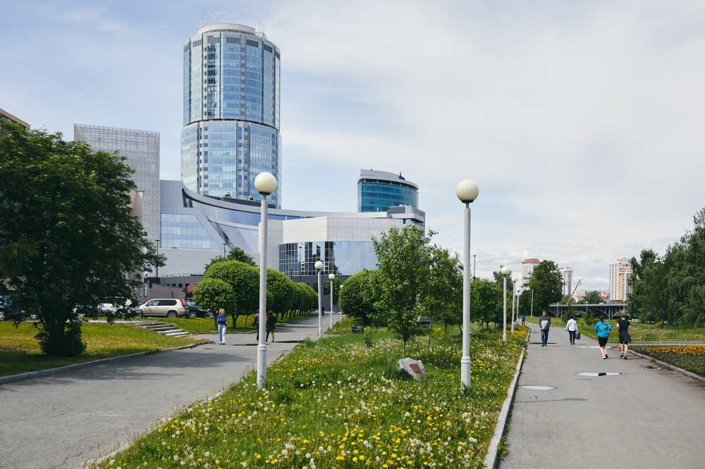 Один мой день в Екатеринбурге (на самом деле два)