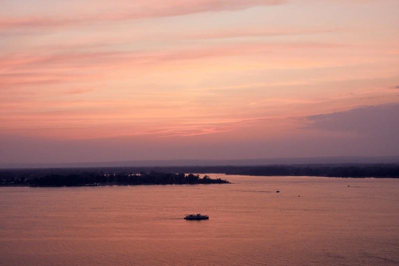 Самара, Волга