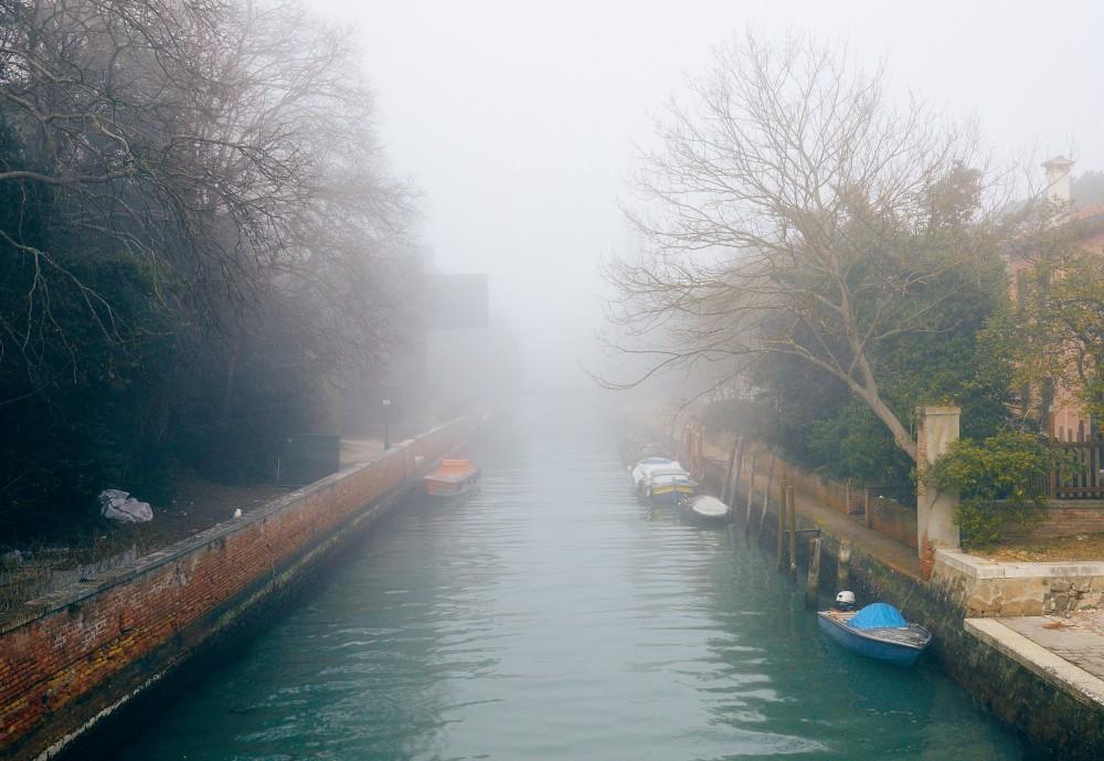 Венеция, март 2019