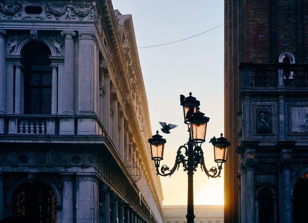 Венеция, март 2019, площадь Святого Марка
