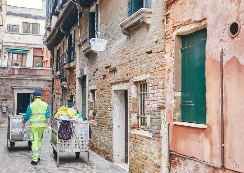 Венеция, февраль 2019