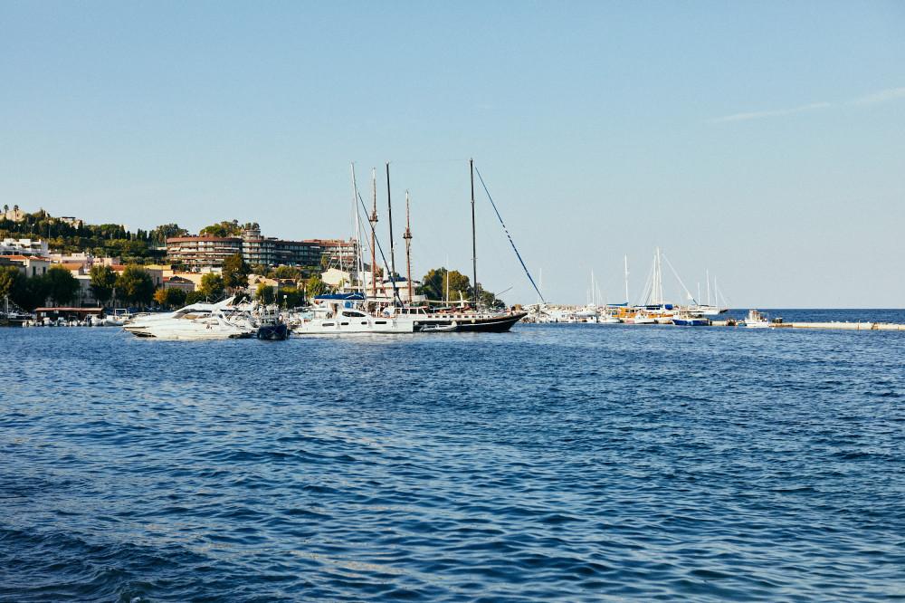 Порт Milazzo