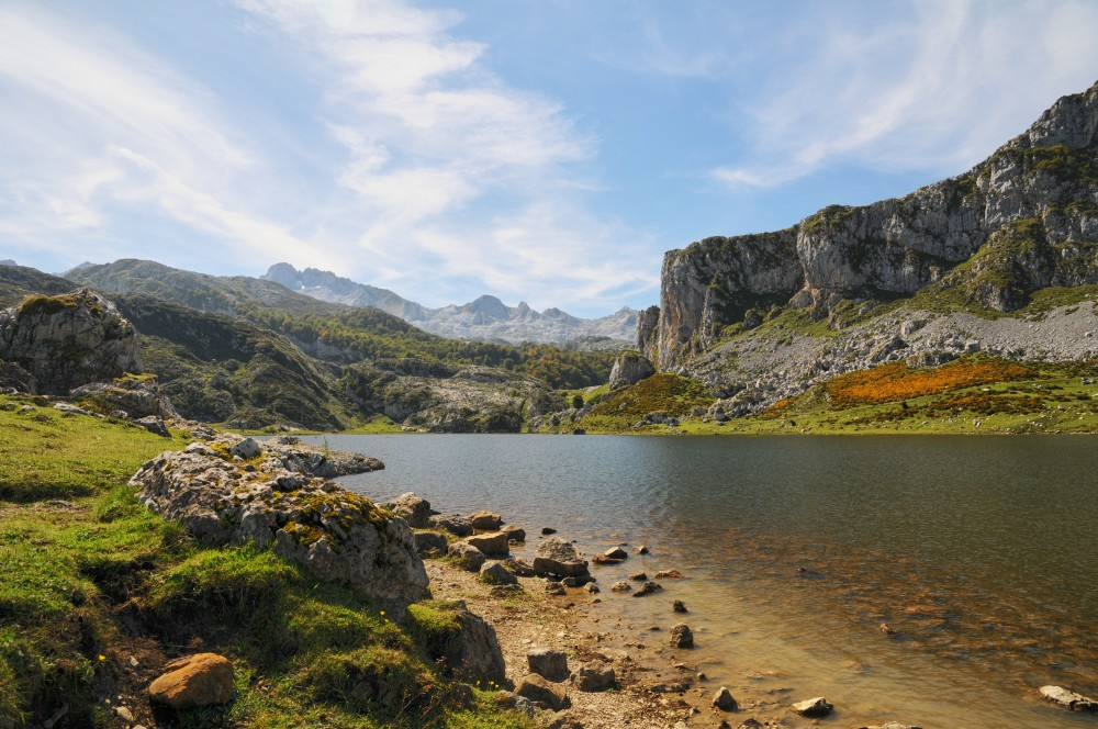 Lago de la Ercina, Picos de Europa