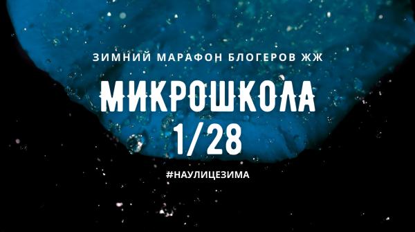 1/28 Микрошкола: первая картинка в записи