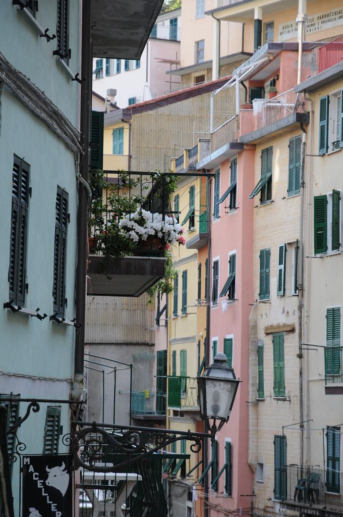 Riomagiorre, Cinque Terre, Italy