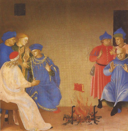 Рукописи не горят. Фра Беато Анджелико