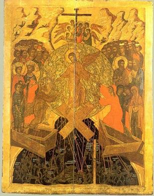 Воскресение, или Сошествие во Ад