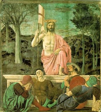 Пьеро делла Франческа. Воскресение