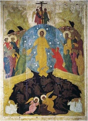 Дионисий. Сошествие во Ад. 1502 год