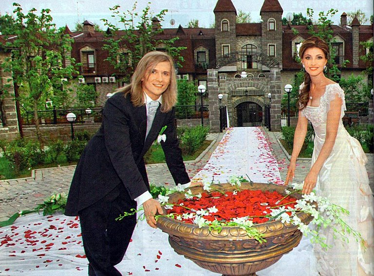 Анастасия макеева и глеб матвейчук свадьба фото