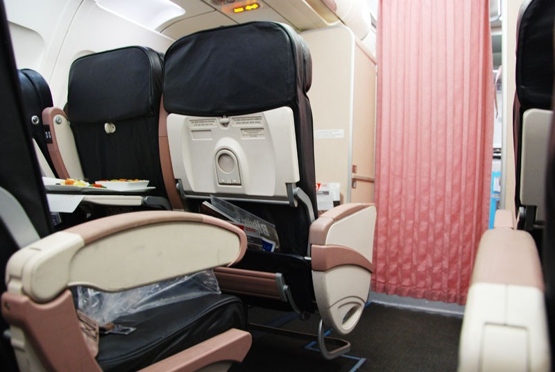 бизнес класс турецкие авиалинии