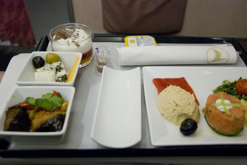 бизнес-класс салат цибуля