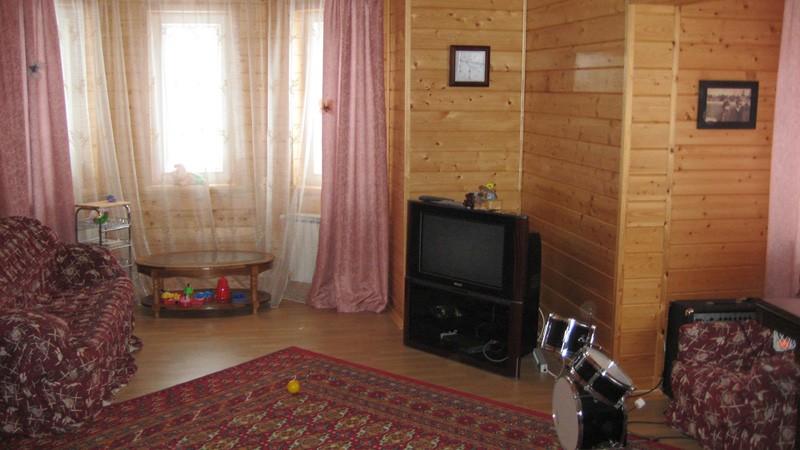 белый дом интерьер зал