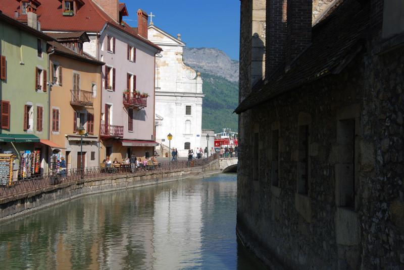 канал реки