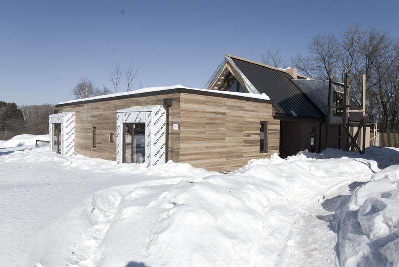 маленький дом