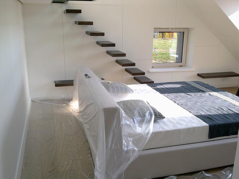 спальня умный дом