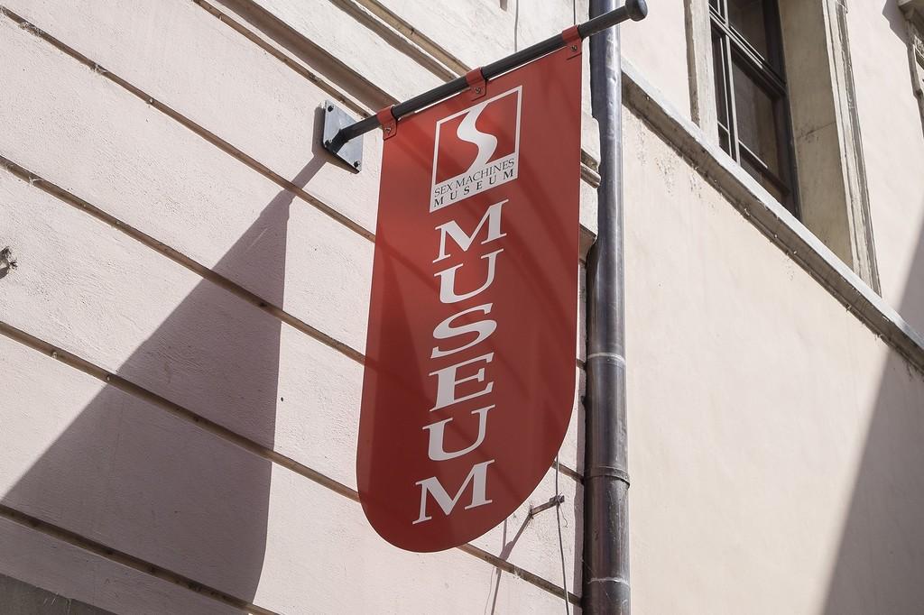 Музей секс машин в Праге