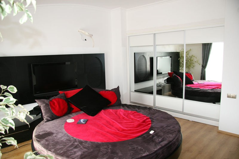 спальня минусуем дизайн