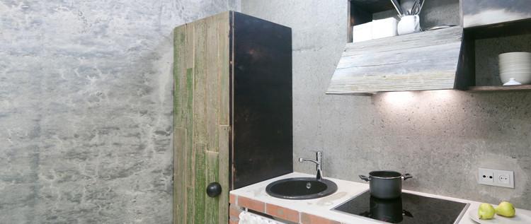 современный лофт