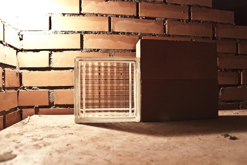 стеклоблок промышленный