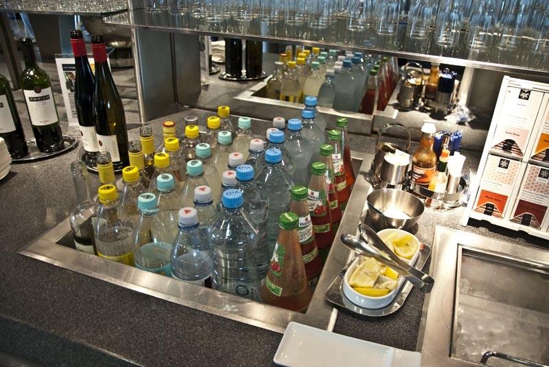 напитки бизнес зал
