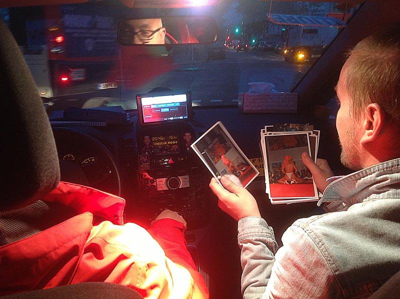 таксист сутинёр