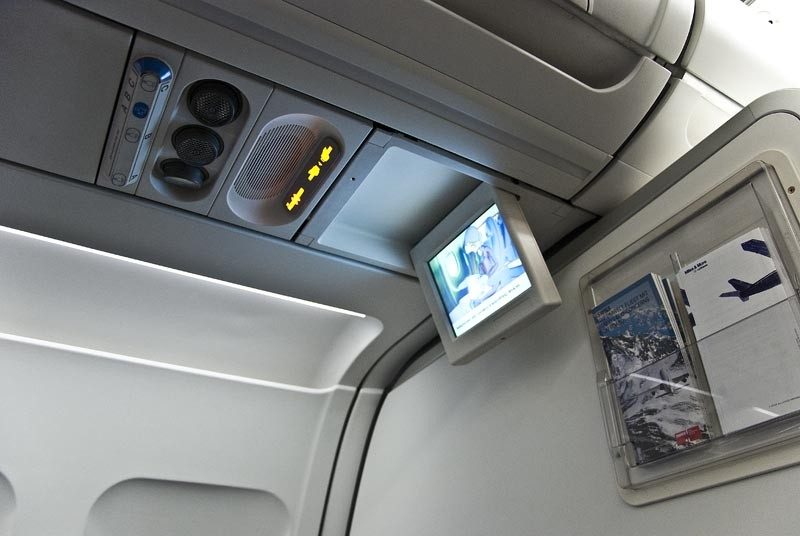 business class swiss tv