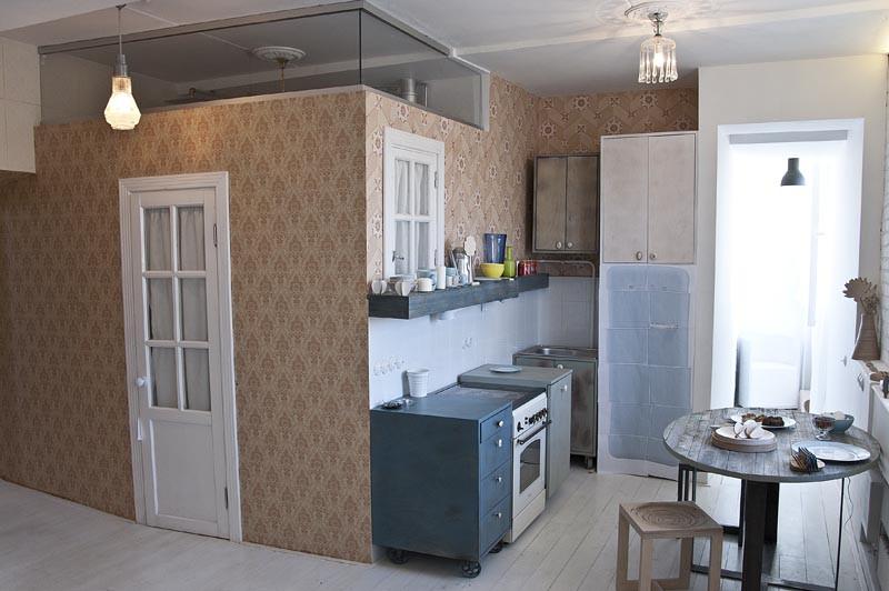 кухня и прихожая